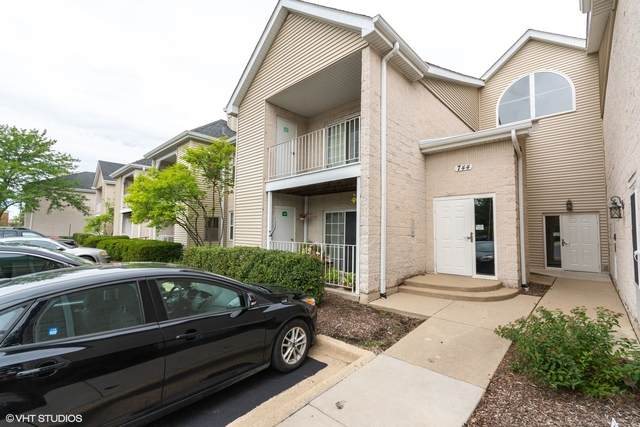 744 N Gary Avenue N #213, Carol Stream, IL 60188 (MLS #10801555) :: John Lyons Real Estate