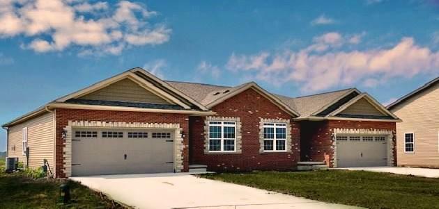 1909 Roseland Drive #1909, Mahomet, IL 61853 (MLS #10805862) :: Littlefield Group