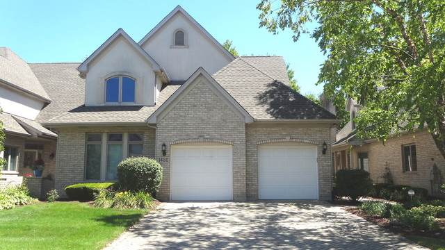 1480 Cress Creek Court, Naperville, IL 60563 (MLS #10821762) :: Littlefield Group