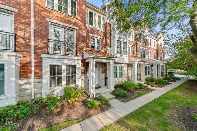 2106 S Crambourne Way S #0, Arlington Heights, IL 60005 (MLS #10824338) :: John Lyons Real Estate