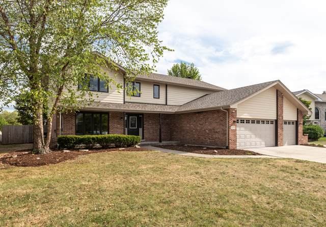 8079 Stonegate Drive, Tinley Park, IL 60487 (MLS #10840001) :: Littlefield Group