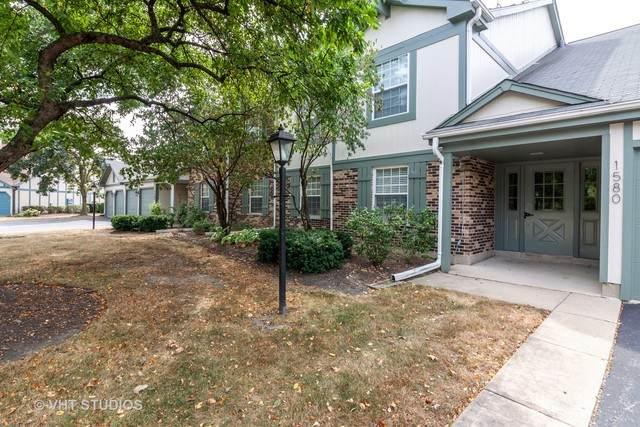 1580 Burr Oak Court C, Wheaton, IL 60189 (MLS #10840320) :: John Lyons Real Estate