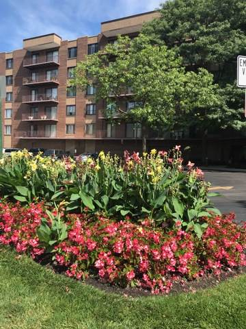 7601 Lincoln Avenue #503, Skokie, IL 60077 (MLS #10840491) :: John Lyons Real Estate