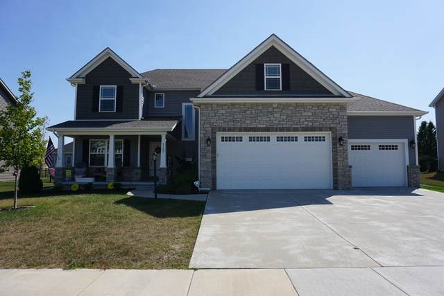 1107 Ashford Court, Mahomet, IL 61853 (MLS #10841713) :: Littlefield Group