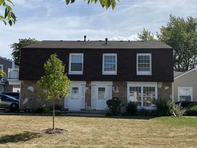 1438 Woodcutter Lane C, Wheaton, IL 60189 (MLS #10843312) :: John Lyons Real Estate