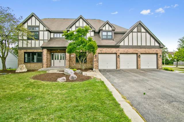 811 Ambria Drive, Mundelein, IL 60060 (MLS #10847200) :: John Lyons Real Estate
