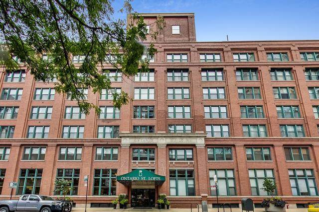 411 W Ontario Street #314, Chicago, IL 60654 (MLS #10847318) :: Littlefield Group