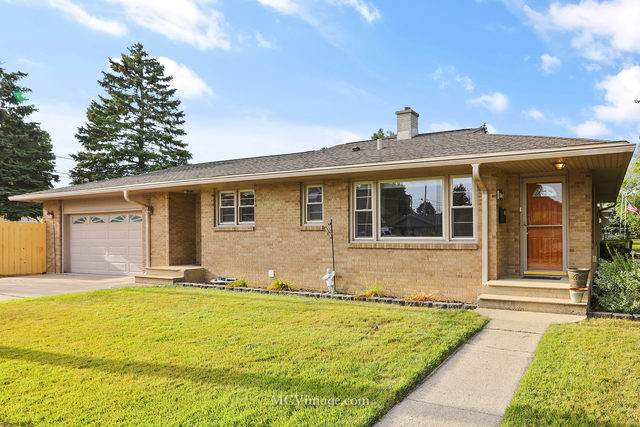 1701 Highland Avenue, Crest Hill, IL 60403 (MLS #10847319) :: John Lyons Real Estate