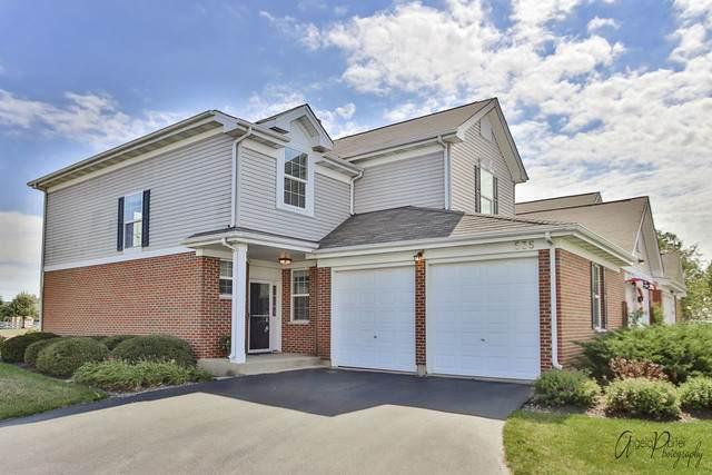 536 Legend Lane 6-1, Mchenry, IL 60050 (MLS #10847381) :: John Lyons Real Estate