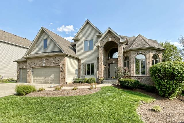 543 Cole Drive, South Elgin, IL 60177 (MLS #10847709) :: John Lyons Real Estate