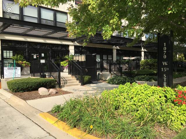 1070 W 15th Street #351, Chicago, IL 60608 (MLS #10860265) :: BN Homes Group
