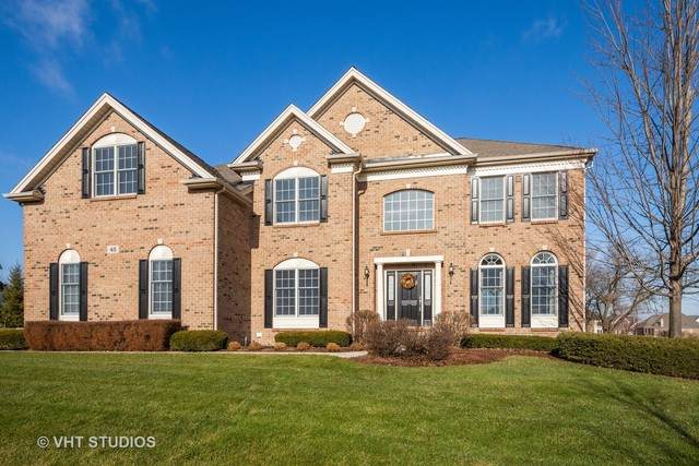 45 Tournament Drive N, Hawthorn Woods, IL 60047 (MLS #10878688) :: Littlefield Group