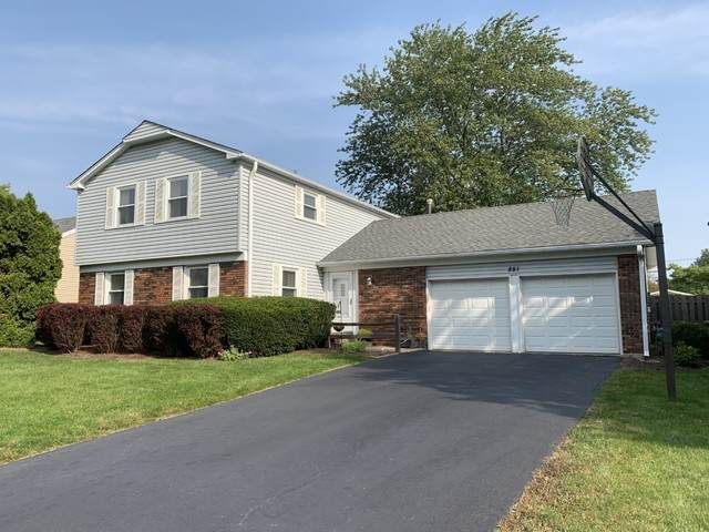881 Belmar Lane, Buffalo Grove, IL 60089 (MLS #10879335) :: Littlefield Group