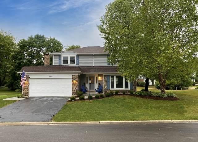 980 Williamsburg Park, Barrington, IL 60010 (MLS #10881181) :: Suburban Life Realty