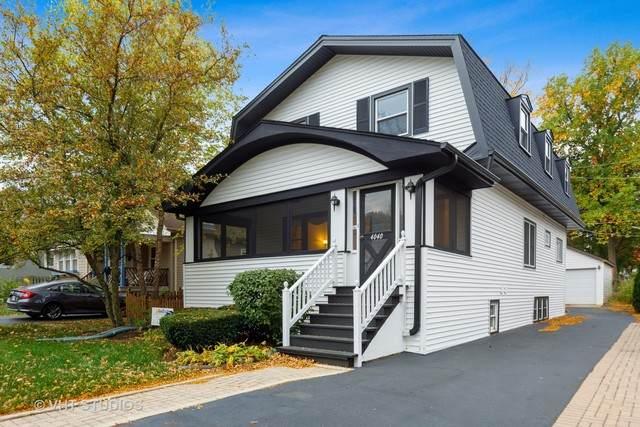 4040 Johnson Avenue, Western Springs, IL 60558 (MLS #10882766) :: Littlefield Group