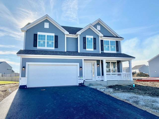 25954 S White Oak  Lot#667 Trail, Channahon, IL 60410 (MLS #10890547) :: Schoon Family Group