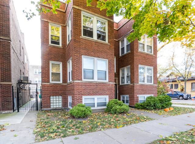 4856 N Kenneth Avenue #2, Chicago, IL 60630 (MLS #10898504) :: BN Homes Group