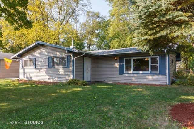 806 Parkside Circle, Streamwood, IL 60107 (MLS #10901766) :: John Lyons Real Estate