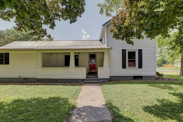 201 S Jackson Street, PHILO, IL 61864 (MLS #10913304) :: Littlefield Group