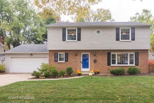 471 E Mill Valley Road, Palatine, IL 60074 (MLS #10913883) :: Schoon Family Group