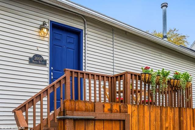 3000 N Hoyne Street #3, Chicago, IL 60618 (MLS #10920424) :: Suburban Life Realty