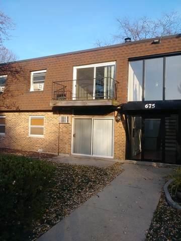 675 Grove Drive #215, Buffalo Grove, IL 60089 (MLS #10926679) :: Lewke Partners
