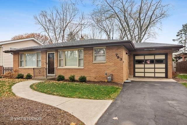 793 Beach Place, Mundelein, IL 60060 (MLS #10926993) :: John Lyons Real Estate