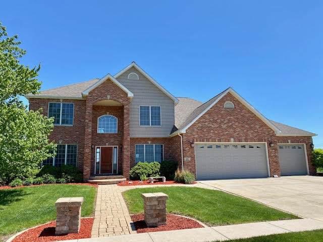 47 Brookstone Circle, Bloomington, IL 61704 (MLS #10973406) :: Helen Oliveri Real Estate
