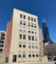 550 W Harrison Street #651, Chicago, IL 60607 (MLS #10980317) :: RE/MAX IMPACT