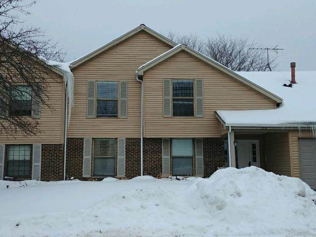 738 Candleridge Court C1, Bartlett, IL 60103 (MLS #10998838) :: The Spaniak Team