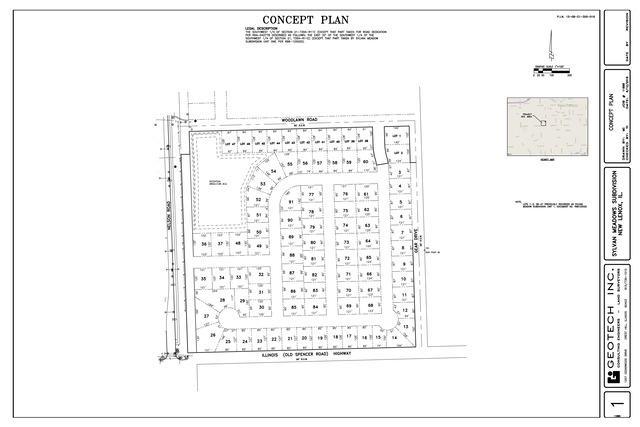 001 Spencer Road 91 LOTS, New Lenox, IL 60451 (MLS #09561443) :: The Mattz Mega Group