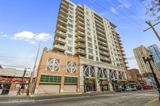 230 W Division Street #703, Chicago, IL 60610 (MLS #09798191) :: Domain Realty