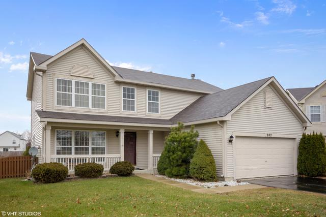 202 Two River Court, Romeoville, IL 60446 (MLS #09815627) :: Angie Faron with RE/MAX Ultimate Professionals