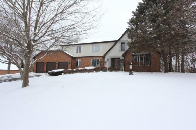 25070 N Ivy Lane, Hawthorn Woods, IL 60047 (MLS #09839265) :: Domain Realty