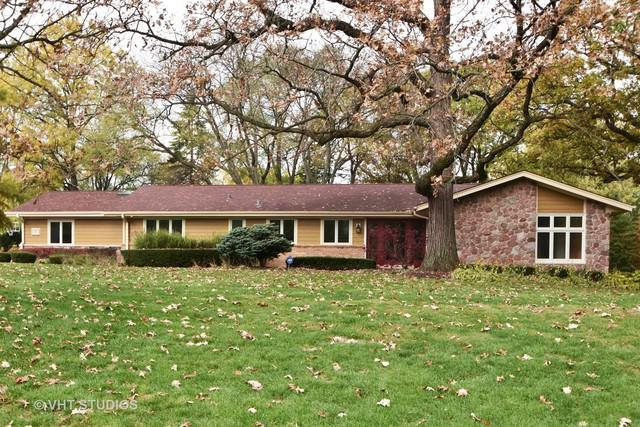 17 Fox Lane, Palos Park, IL 60464 (MLS #09851110) :: The Jacobs Group
