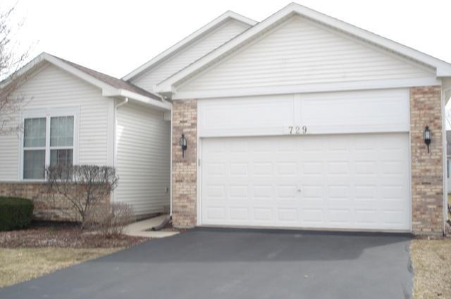 729 S Wellston Lane S, Romeoville, IL 60446 (MLS #09855511) :: Lewke Partners