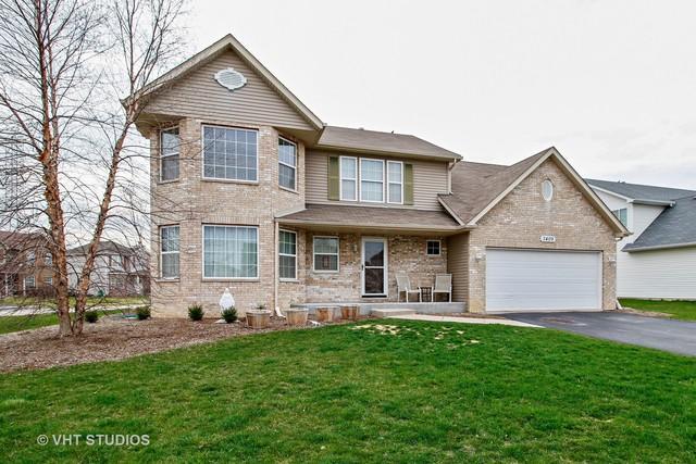 3409 Grass Lake Drive, Joliet, IL 60435 (MLS #09867051) :: Lewke Partners