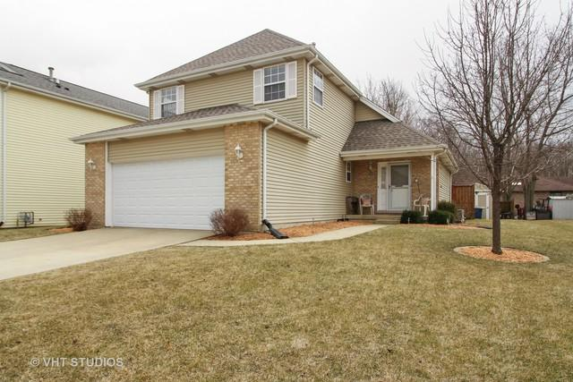3340 Deer Path Lane, South Chicago Heights, IL 60411 (MLS #09882801) :: Littlefield Group