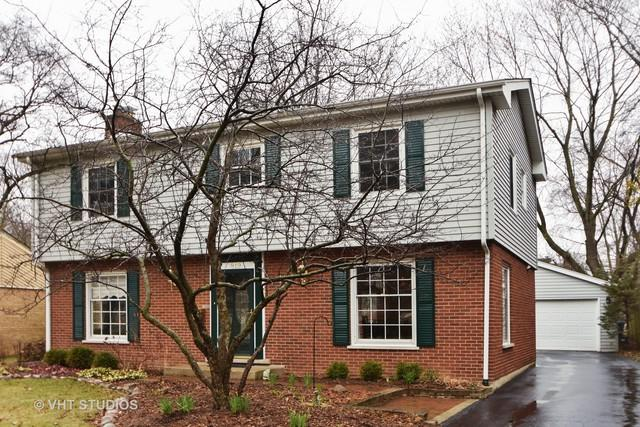 819 Hutchison Road, Flossmoor, IL 60422 (MLS #09905656) :: The Jacobs Group