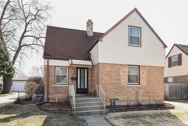 1321 Heidorn Avenue, Westchester, IL 60154 (MLS #09919106) :: The Jacobs Group
