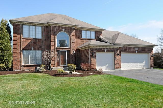 2608 Bangert Court, Naperville, IL 60564 (MLS #09924099) :: The Wexler Group at Keller Williams Preferred Realty