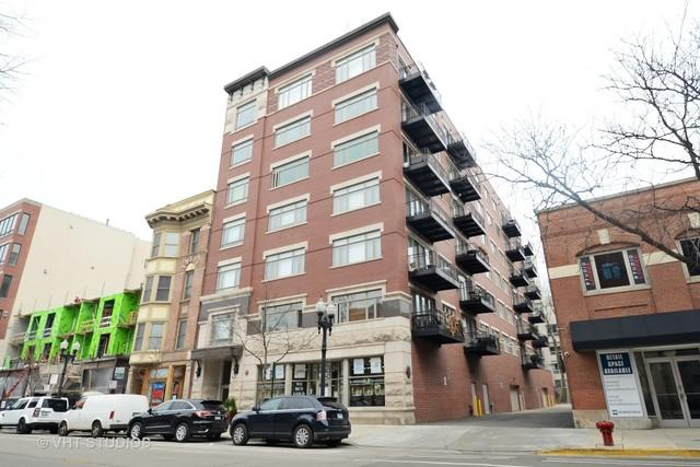 1429 N Wells Street #503, Chicago, IL 60610 (MLS #09926859) :: Property Consultants Realty