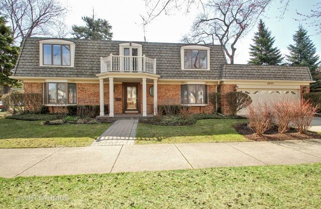 6033 N Knox Avenue, Chicago, IL 60646 (MLS #09929513) :: Lewke Partners