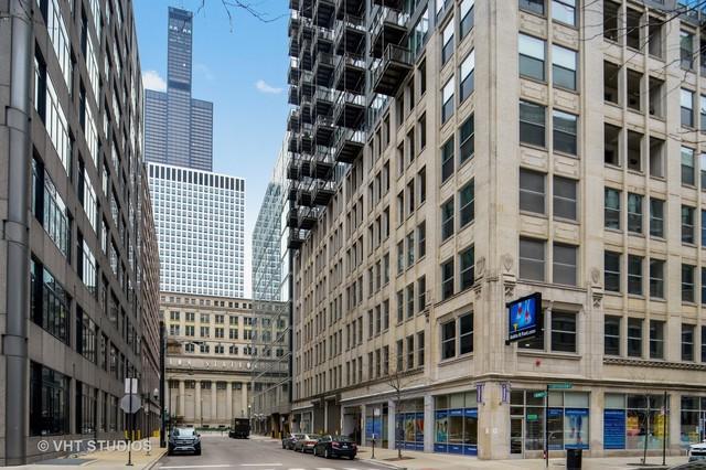 565 W Quincy Street #712, Chicago, IL 60661 (MLS #09955587) :: The Saladino Sells Team