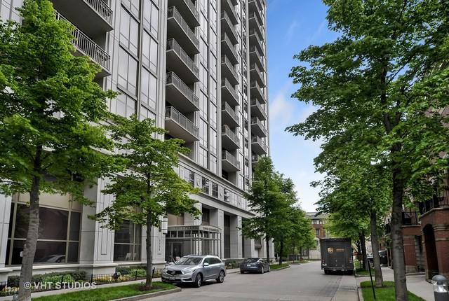 1335 S Prairie Avenue #1004, Chicago, IL 60605 (MLS #09960800) :: The Saladino Sells Team