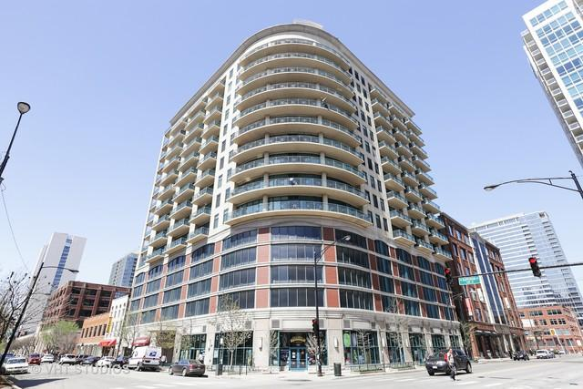 340 W Superior Street #903, Chicago, IL 60654 (MLS #09966461) :: The Perotti Group
