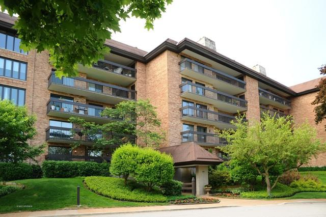3801 Mission Hills Road #207, Northbrook, IL 60062 (MLS #09969346) :: The Dena Furlow Team - Keller Williams Realty