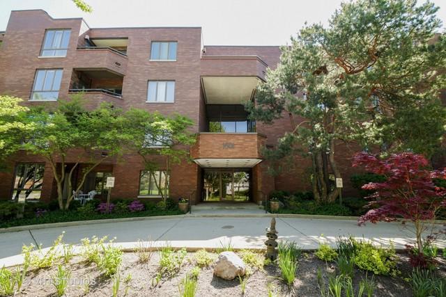 1601 Oakwood Avenue #304, Highland Park, IL 60035 (MLS #09969437) :: Ani Real Estate