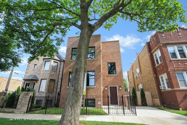 2342 W Melrose Street, Chicago, IL 60618 (MLS #09988953) :: Leigh Marcus | @properties