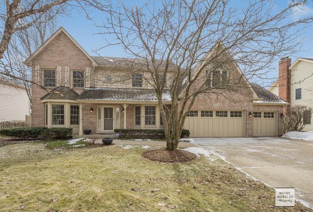 942 E Rosewood Avenue, Naperville, IL 60563 (MLS #10008578) :: Ryan Dallas Real Estate